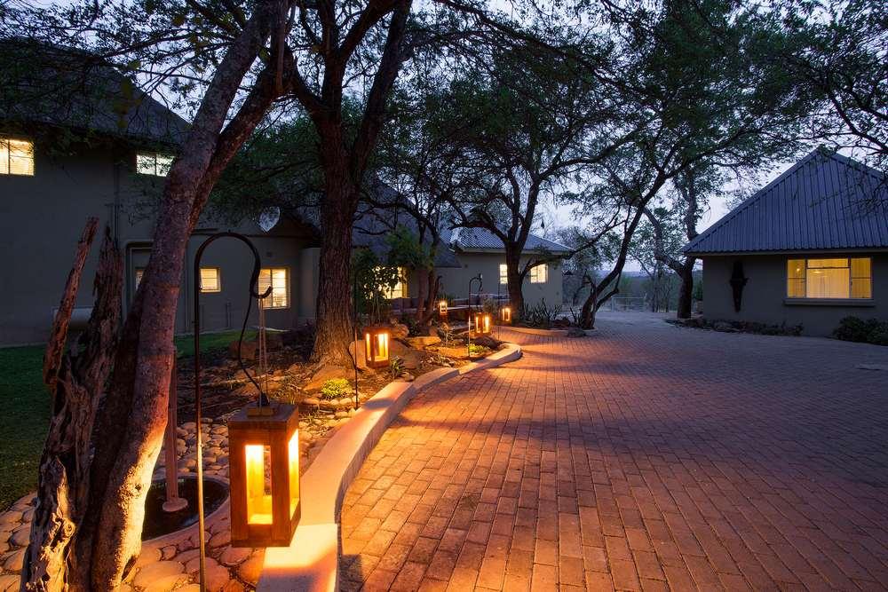 top safari lodges in africa